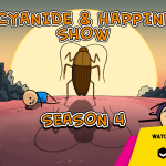 """Review: The Cyanide& Happiness Show """"Yo-Ho-Ho and a Nautical Bum"""""""
