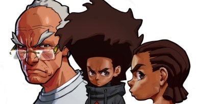 """""""The Boondocks"""" LIVES!-Two Seasons Ordered For HBO MAX"""