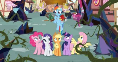 """""""My Little Pony"""" To End With 90-Minute Primetime Special"""