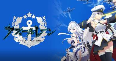 "English Dub Review: AZUR LANE ""ACTIVATION – The Girls Who Soar on the Seas"""