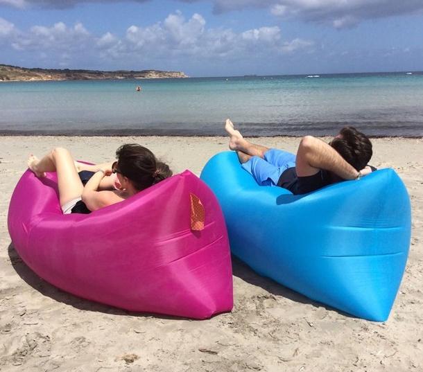 Best inflatable sofa soft sofa New air sofa Lazy Sofa