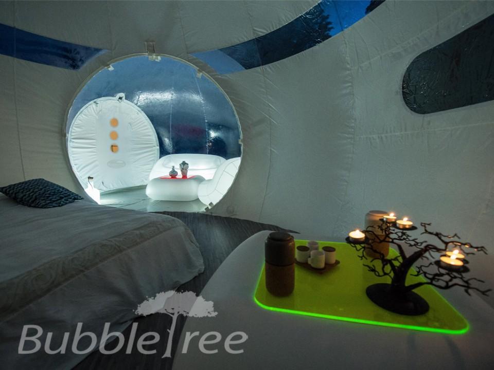 Bubble Lodges  Bulles Cabanes Nuits Insolites et vnementiel