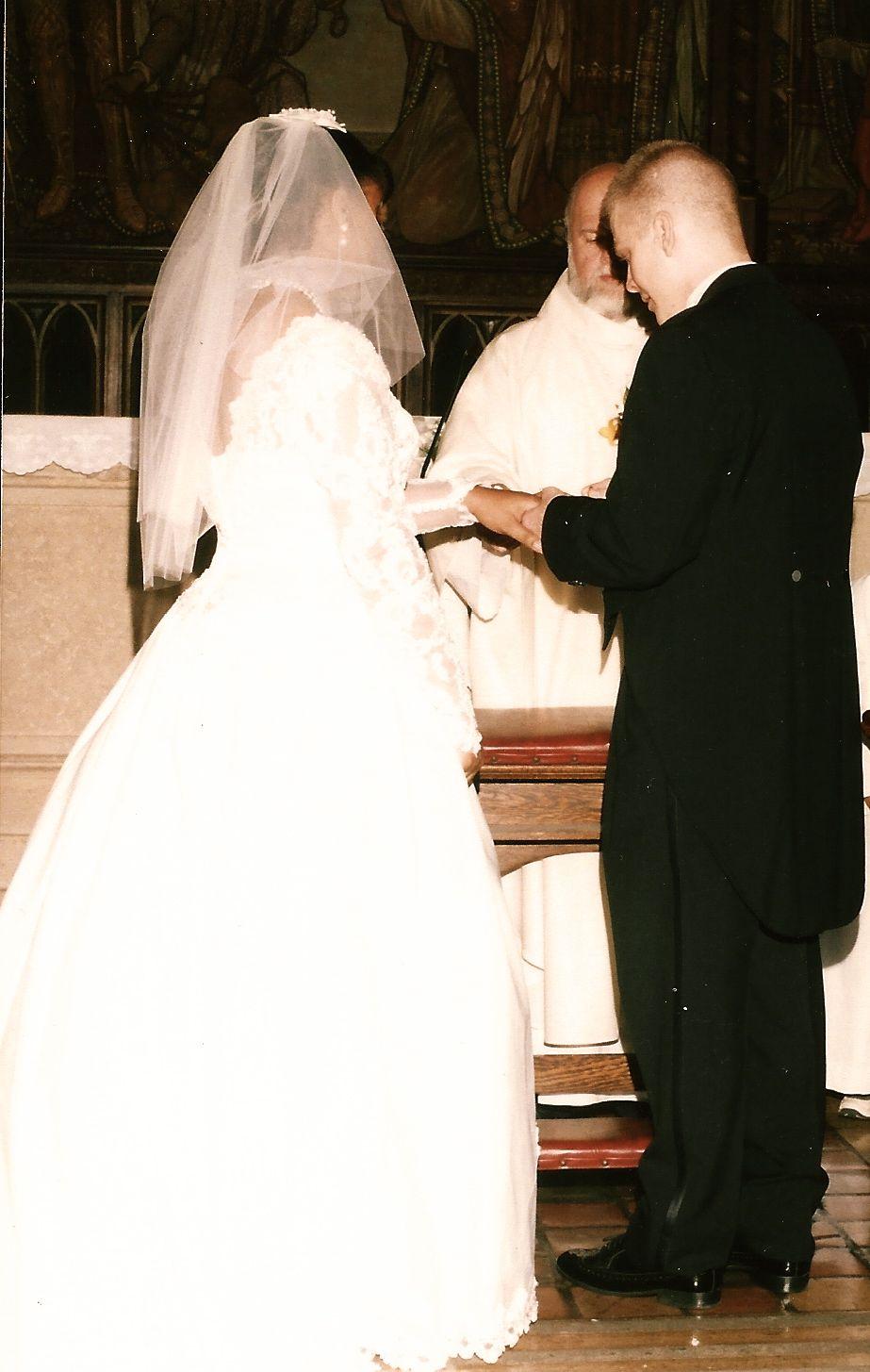 The Wedding Dress 15 Year Wedding Anniversary Celebration