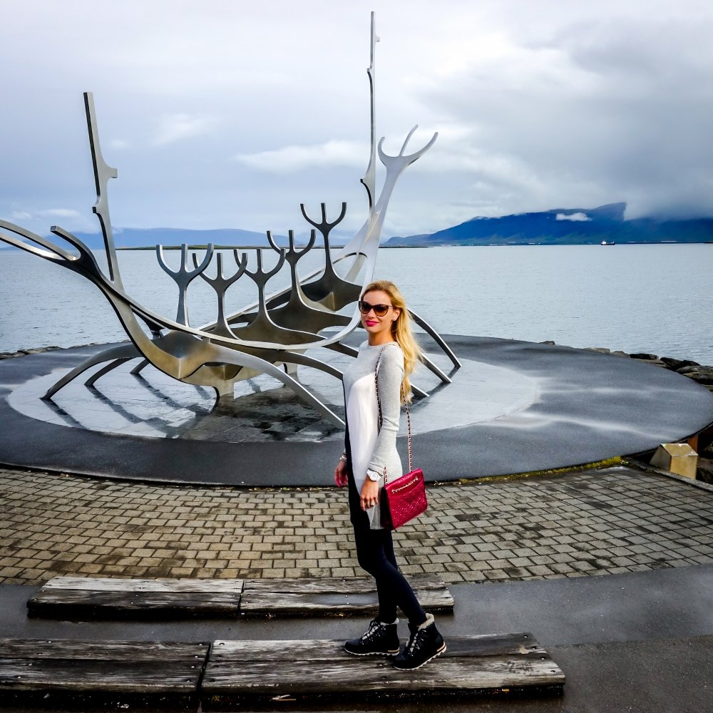 Sun Voyager   Viking Ship   How to spend 48 hours in Reykjavik   Bubbly Moments