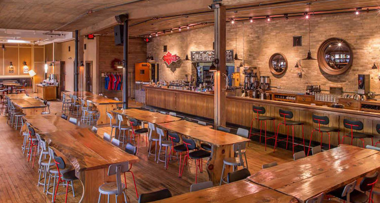 Anodyne Coffee, Milwaukee, WI