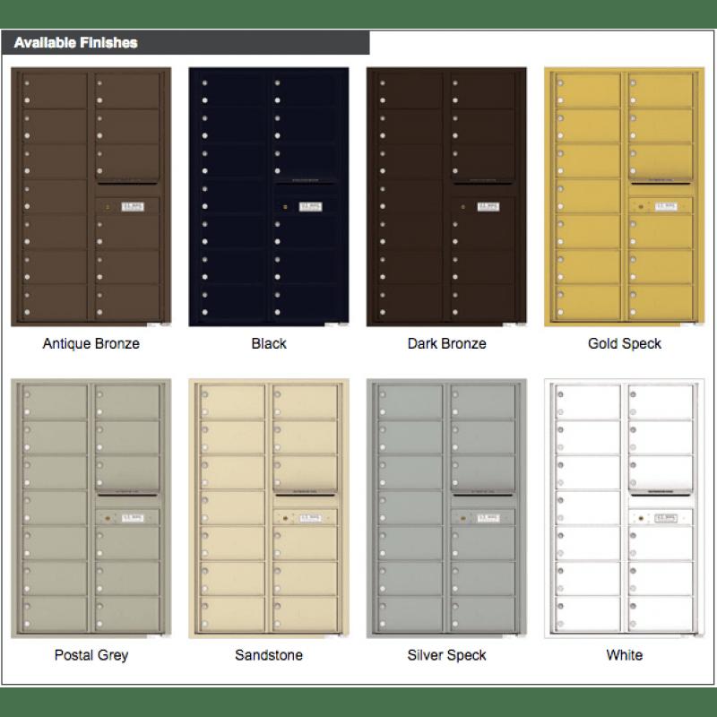 9 tenant doors with