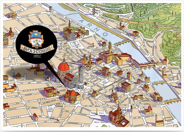 Buca San Giovanni Firenze  Ristorante nel centro storico di Firenze  Il Nostro Menu