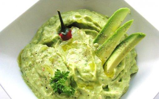 Guacamole (Pate de avocado) - Pas 2