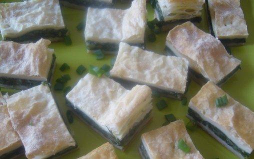 Retete Culinare - Placinta cu spanac