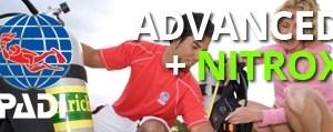 Curso Advanced + Nitrox