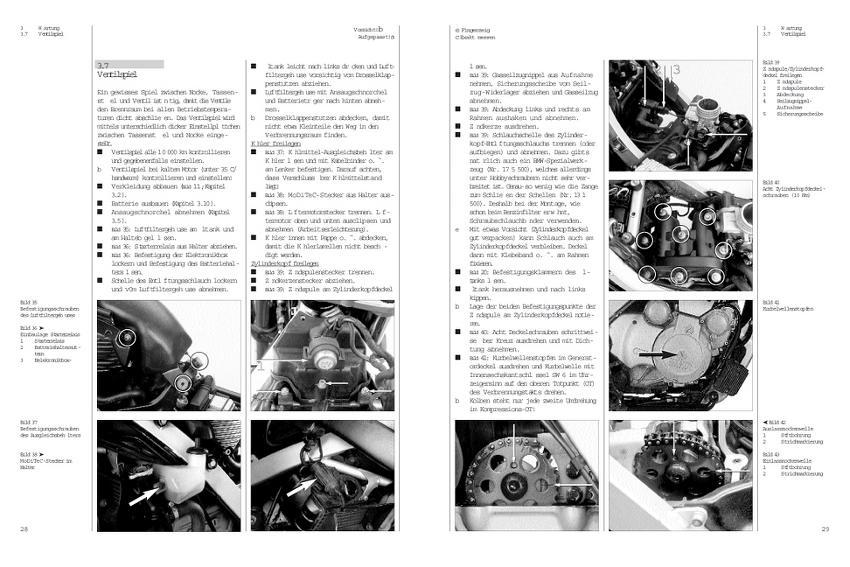 Suzuki VS 600/750/800 Intruder. Ab Baujahr 1985 von