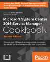 4th book published (Service Manager 2016)