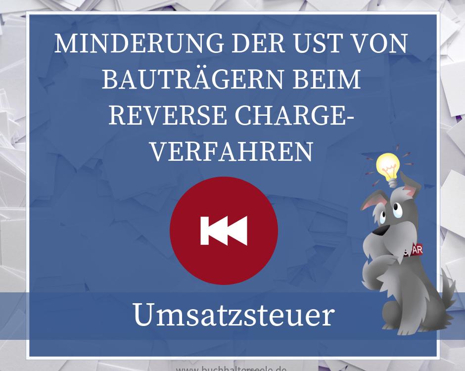 Buchhalterseele Umsatzsteuer Reverse Charge