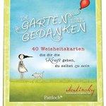 Im Garten der Gedanken – 40 Weisheitskarten