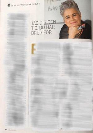 Arendse Buch SØNDAG