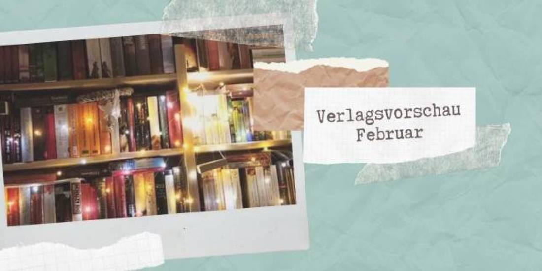 Verlagsvorschau Februar 2020