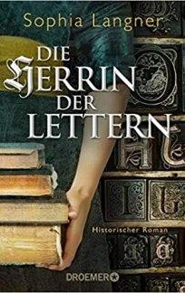 Langner, Sophia: Die Herrin der Lettern