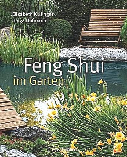 FENG SHUI IM GARTEN harmonische UmGestaltung Ideen Gartenwege Wasser Pflanzen  eBay