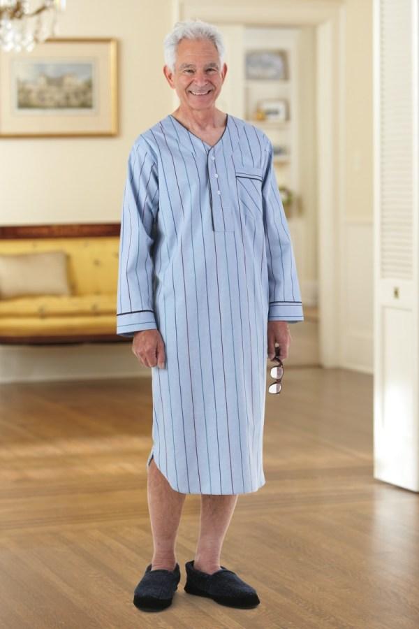 Cotton Nightshirts for Men