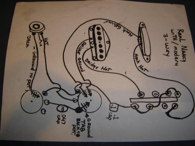 Wiring Diagram Besides Telecaster Single Coil Pickup Wiring Diagrams
