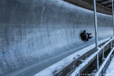 Skeleton Bob - Lillehammer, Norway - Bucket List