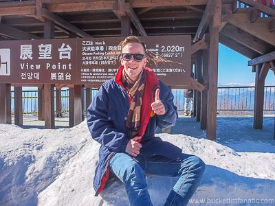 Climb Mount. Fujii - Bucket List