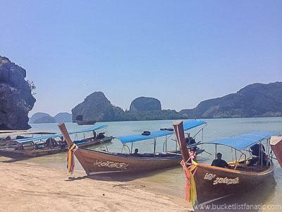 Ko Phi Phi, Thailand - Bucket List