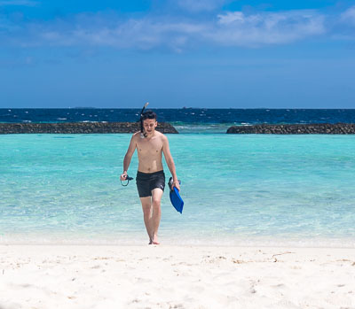 Visit Maldives - Bucket List