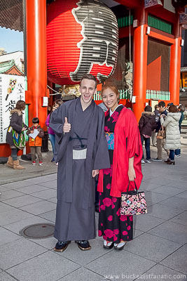 Sensoji, Japan - Bucket List