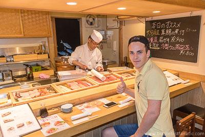 Sushi Japan - Food Bucket List