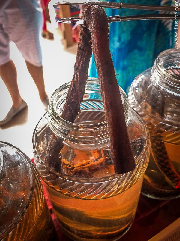 Laos Tiger whiskey (Golden Triangle)