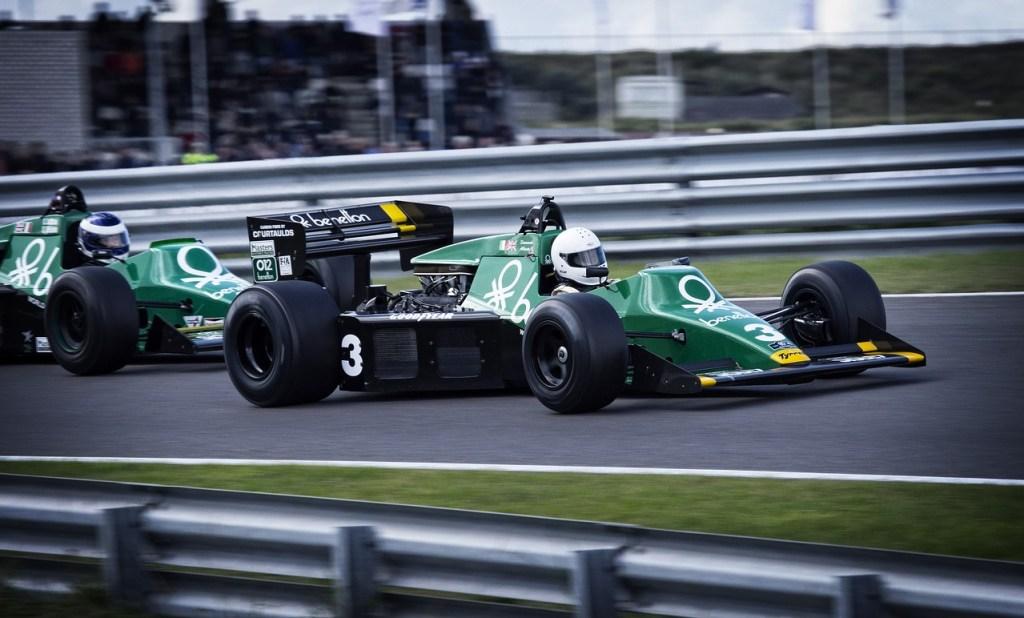 Formula Racing - Daredevil Bucket List