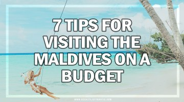 7 Tips for Visiting the Maldives on a Budget