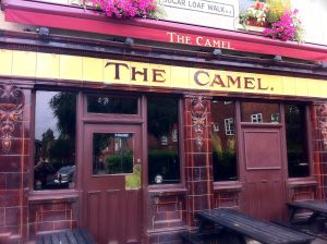East London the camel e2
