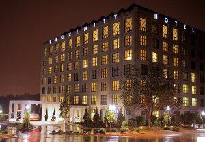 Proximity Hotel, Greensboro