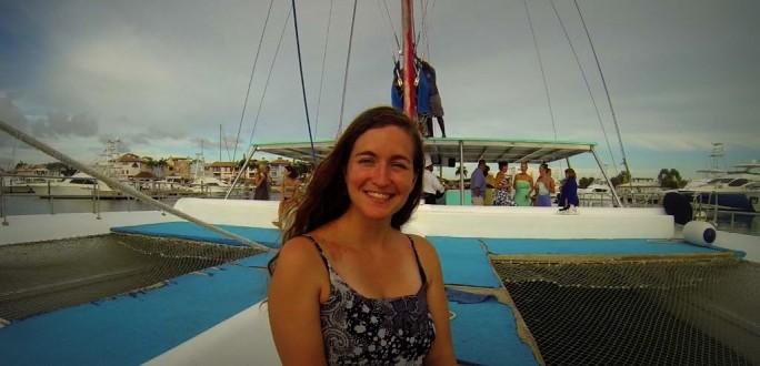Catamaran Sailing, Casa de Campo