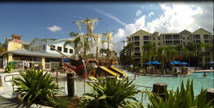 Pirate Ship, Marriott's Harbour Lake