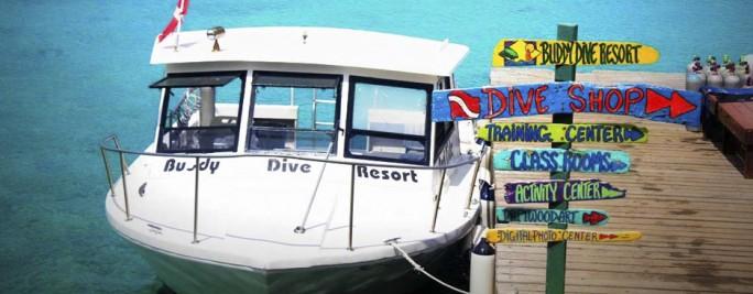 Buddy Dive Boat, Bonaire