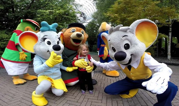Europa Park Characters, Germany