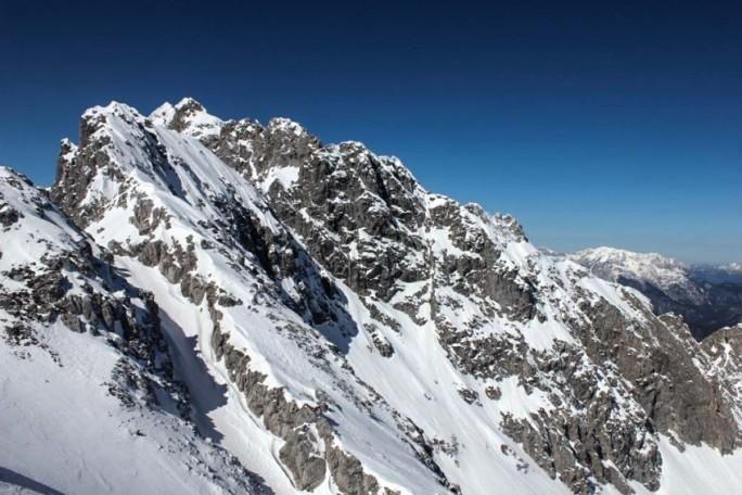 Innsbruck Alps, Austria