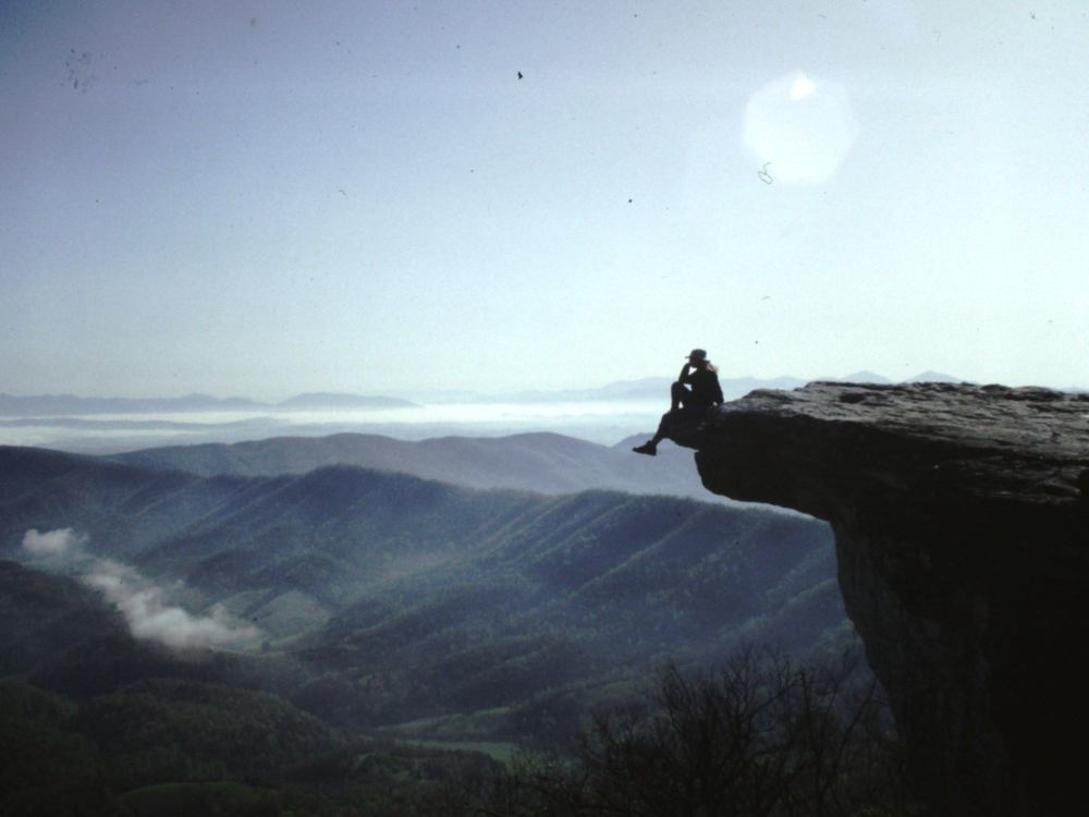Photo Spotlight: McAfees Knob (3/6)