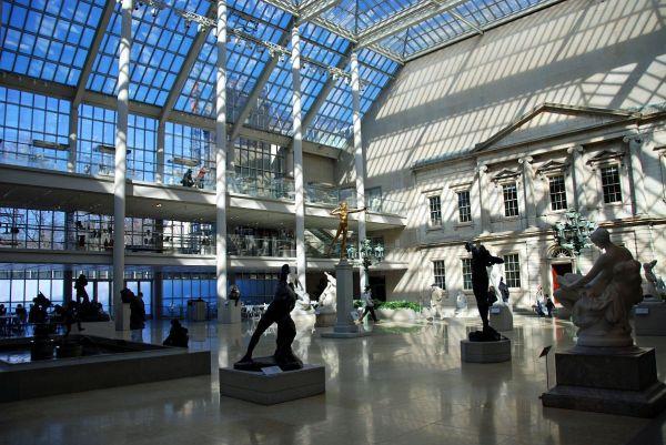 American Wing Met Museum of Art
