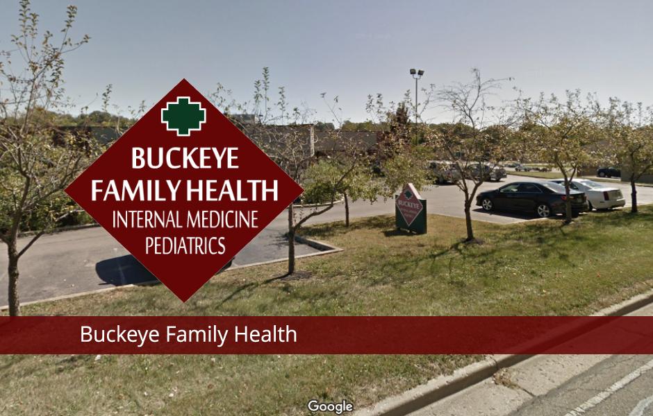 Accepted Insurance  Buckeye Family Health  Internal