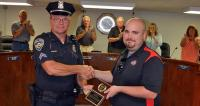 Ohio CHL-holder honored for saving police officer's life ...