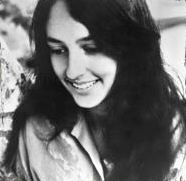 Joan Baez in the early 1960s.