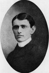 Young Lloyd C. Douglas