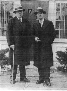 C.A. and Hart Crane.