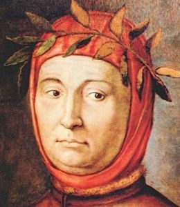 """A look to consider for your book jacket photo? The great Italian writer Boccaccio, famous for his """"Decameron."""""""