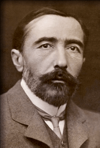 """Some works of Joseph Conrad, such as """"Heart of Darkness,"""" """"Youth,"""" and """"Typhoon"""" might be considered novellas."""