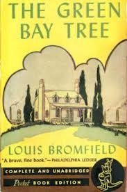 The Green Bay Tree (image courtesy of Goodreads).